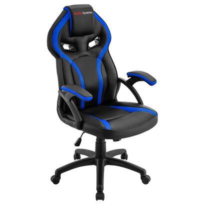 mars-gaming-silla-gamer-mgc118bo-color-negro-azul-asiento-reclinable-recubrimento-de-pu-de-alta-calidad-soporta-120kg