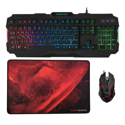 mars-gaming-pack-teclado-mouse-y-alfombrilla-mcp118-mouse-4000dpi-rgb-teclado-retroiluminado-en-portugues-led-rgb-anti-ghosting-