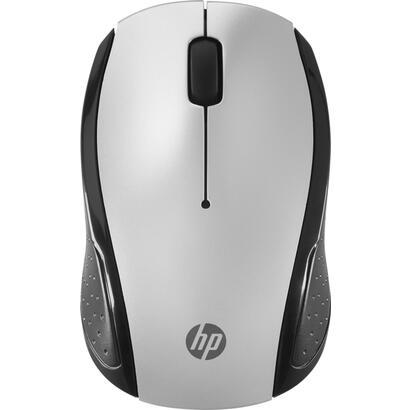 hp-raton-inalambrico-200-pk-plata-wireless-mouse