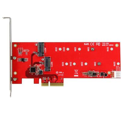 startech-tarjeta-m2-pci-express-2-ssd-pex2m2