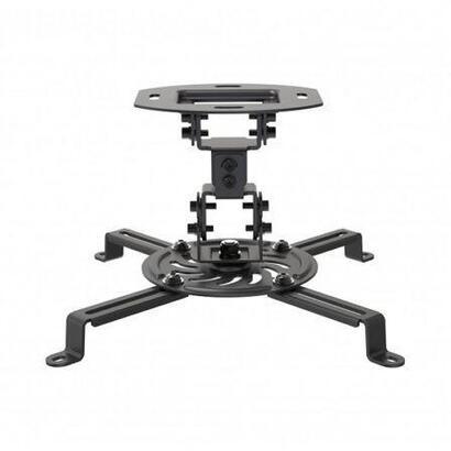 fonestar-soporte-de-techo-spr-547n-para-proyector-orientable-inclinable-peso-max-soportado-134kg-negro