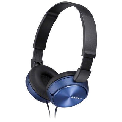 sony-auriculares-de-diadema-azules