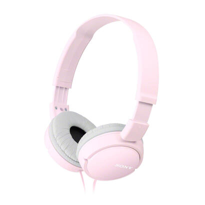 sony-auriculares-de-diadema-rosa