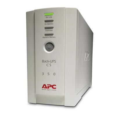 sai-apc-back-ups-cs-350upsca-230-v210-vatios350-vars-232-usbconectores-de-salida-4beige