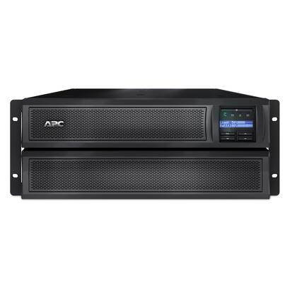 apc-smart-ups-x-2200-racktower-lcd-ups-montaje-en-rack-externo-230-v-2200-va-rs-232-usb-conectores-de-salida-10-4ua