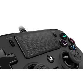 gamepad-nacon-ps4-negro-cable-3mtouchpadindicador-ledentrada-auricular-ps4ofcpadblack