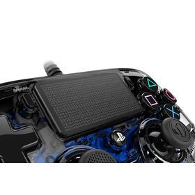 gamepad-nacon-ps4-cristal-azul-cable-3mtouchpadluz-ledentrada-auricular-ps4ofcpadclblue