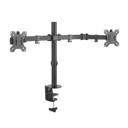 soporte-tvmon-aisens-dt32tsr-041-13-32-negro-dualvesa-75x75-100x1008kginc-4545giro-90-dt32tsr-041