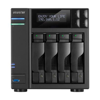 servidor-nas-asustor-as7004t-4-bahias-intel-i3-35ghz-2gb-hdmi-20-spdif-2xgbe-2xesata-pci-e-raid-01-jbod-sata-6gb-usb-30-panel-lc