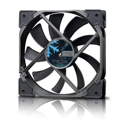 fractal-ventilador-caja-venturi-hp-12-pwm-120mm-fractal-design-venturi-hp-12-pwm-carcasa-del-ordenador-ventilador-12-cm-400-rpm-