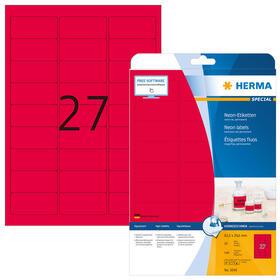 herma-etiquetas-neon-a4-635-x-296mm-rojo-fluorescente
