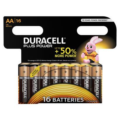 duracell-pilas-plus-power-aa-mn1500lr06-mignon-16uds-alcalino-15v-bateraa-no-recargable