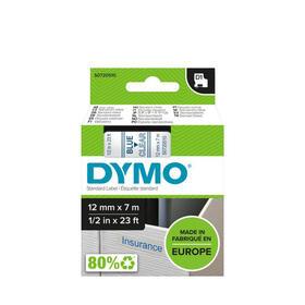 cinta-rotuladora-autoadhesiva-dymo-d1-12mm-x-7-metros-de-longitud-para-rotuladoras-label-manager-azul-sobre-transparente