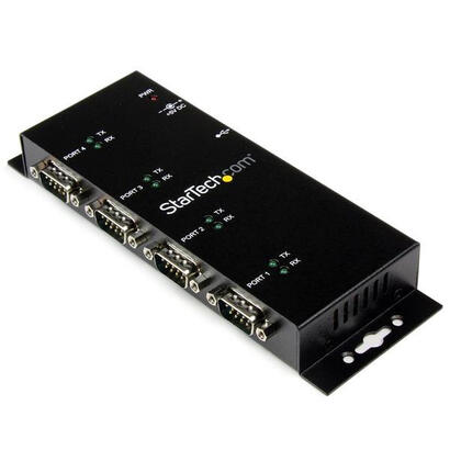 startech-concentrador-adaptador-usb-a-serie-rs232