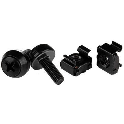 startech-100-tornillos-y-tuercas-jaula-m5-negro