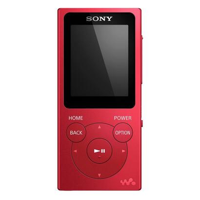 sony-nwe394r-rojo-reproductor-mp3-con-pantalla-de-177-