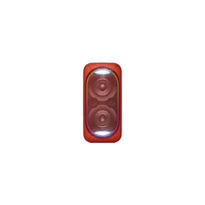 sony-gtk-xb60r-rojo-sistema-de-audio-en-casa-portatil-de-gran-potencia-con-luces-led-bluetooth-y-nfc