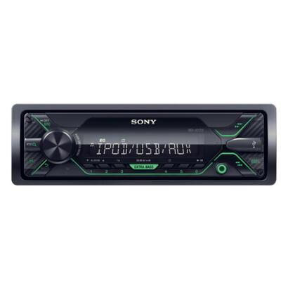 sony-dsxa212ui-receptor-multimedia-con-usb-para-coche-iluminacion-verde