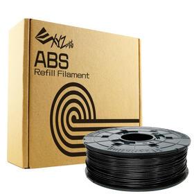 bobina-filamento-abs-color-black-600gr-con-chip-para-rellenar-cartuchos-xyz-davinci-10-pro