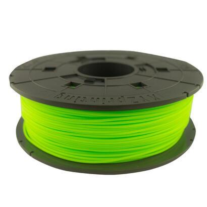 bobina-filamento-pla-color-neon-green-600gr-para-impresoras-xyz-modelos-junior-mini-nano