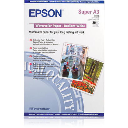 epson-gf-papel-watercolor-radiant-white-a3-20-h-190g