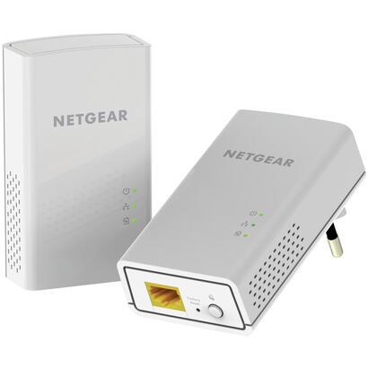 netgear-powerline-wireless-1000-set-1x-pl1000-adapter-1xplw1000-wifi-ieee-24-ghz5-ghz-80211-bgnac-access-point