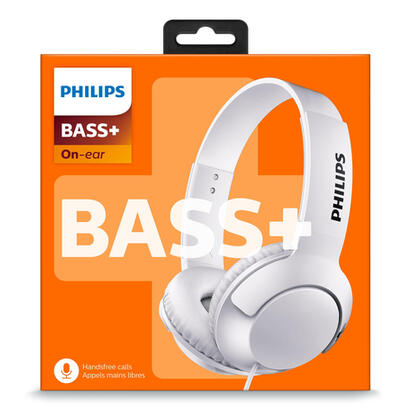 philips-auriculares-bassmicrofono-shl3075wt-blanco
