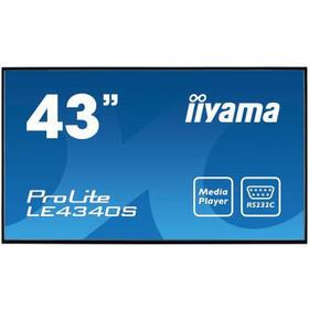 iiyama-prolite-le4340s-b1-digital-signage-flat-panel-43-led-full-hd-negro-iiyama-prolite-le4340s-b1-1092-cm-43-led-1920-x-1080-p