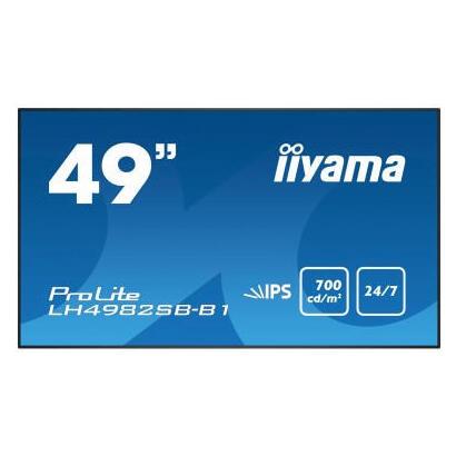 iiyama-lh4982sb-b1-49-led-full-hd-negro-pantalla-de-senalizacion-iiyama-lh4982sb-b1-1245-cm-49-led-1920-x-1080-pixeles-700-cd-m-