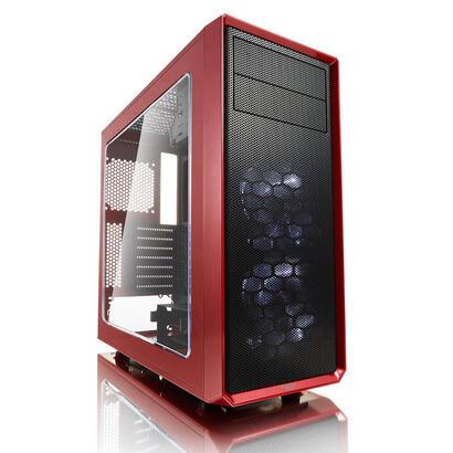 fractal-caja-focus-g-mystic-red-ventana-atx-midi-tower-pc-atxitxmicro-atx-negro-rojo-blanco-ventiladores-de-la-caja-frente