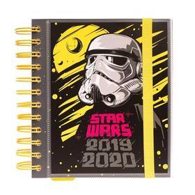 agenda-escolar-erik-adpm1901-star-wars-1416cm-sept-19junio-2020-300pag-80g-regla-marcapaginas-laminas-separadoras-pegatinas