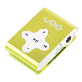 ugo-reproductor-mp3-yellow-ump-1023-microsd-hasta-32gb-mp3wma-clip