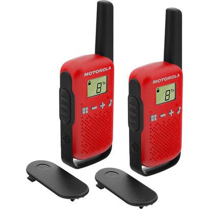 walkie-talkie-motorola-tlkr-t42-rojo-packs-2-pmr4468km16canales500mwclip-cinturon-59t42redpack