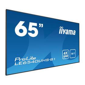 monitor-iiyama-lfd-65amva3-panel-le6540uhs-b1-iiyama-le6540uhs-b1-1641-cm-646-led-3840-x-2160-pixeles-350-cd-m-4k-ultra-hd-8-ms