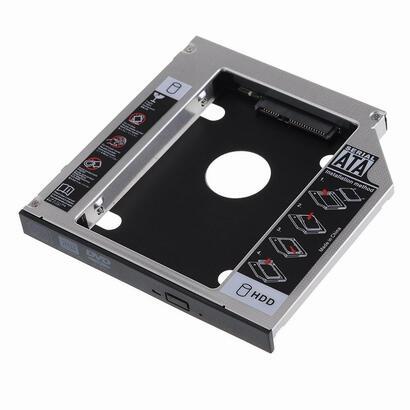 ewent-sata-iii-ssdhdd-installation-frame-for-cddvdblu-ray-drive-ewent-ew7005-universal-funda-de-disco-duro-acrilonitrilo-butadie
