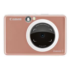 camara-instantanea-canon-zoemini-s-impresora-rosa-oro-8mp-bluetooth