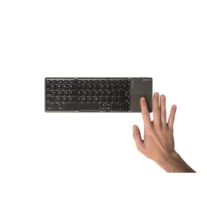 teclado-inalambrico-silver-ht-plegable-gris-oscuro