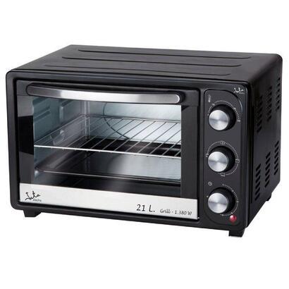 horno-de-sobremesa-jata-hn921-1380w-capacidad-21l-funcion-grill-indicador-luminoso-temporizador-de-60-min