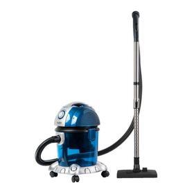 aspirador-de-trineo-sin-bolsa-flama-1667fl-azul-1600w-2-niveles-filtrado-deposito-15l-cepillo-multiusos-incluido