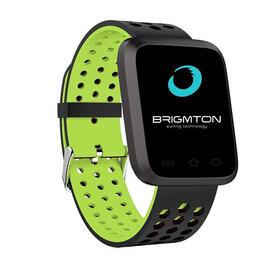 brigmton-bsport-18-verde-reloj-de-actividad-con-pantalla-13-color-tactil-ip67-bluetooth