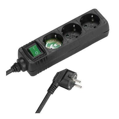 regleta-vivanco-27015-negra-3-schuko-contactos-de-seguridad-interruptor-onoff-cable-14m