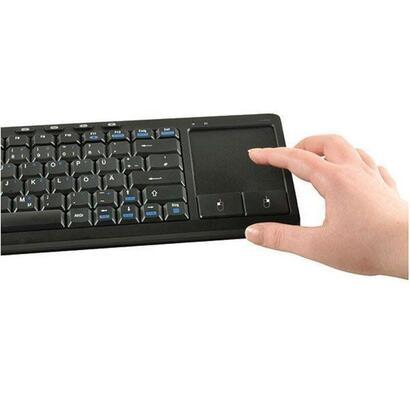teclado-inalambrico-vivanco-33928-negro-con-touchpad-gran-tamano-botones-adicionales-raton-alcance-10m