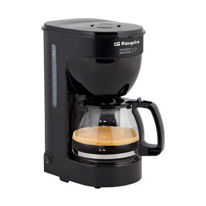orbegozo-cg4014-negra-cafetera-de-goteo-6-tazas-filtro-permanente-extraible