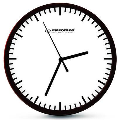 esperanza-ehc010w-budapest-reloj-de-pared-blanco
