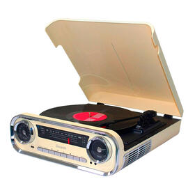 lauson-01tt15-crema-tocadiscos-vintage-3-velocidades-bluetooth-usb-grabacion-mp3-fm