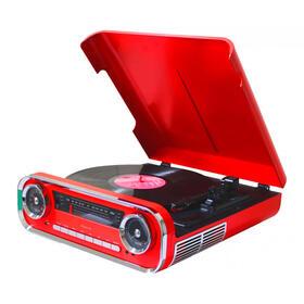 lauson-01tt15-rojo-tocadiscos-vintage-3-velocidades-bluetooth-usb-grabacion-mp3-fm