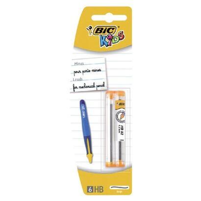blister-2-tubos-con-6-minas-bic-kids-918461-hb-13mm