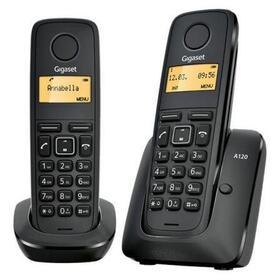 ocasion-gigaset-telefono-inalambrico-digital-a120-duo-desprecintado-caja-manuales