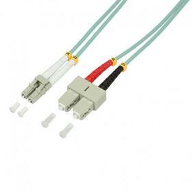 logilink-cable-fibra-optica-15m-om3-lc-sc-50125-multimodo