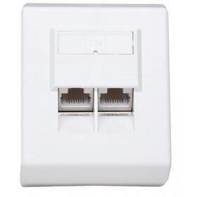 intellinet-408332-toma-de-corriente-2-x-rj-45-blanco